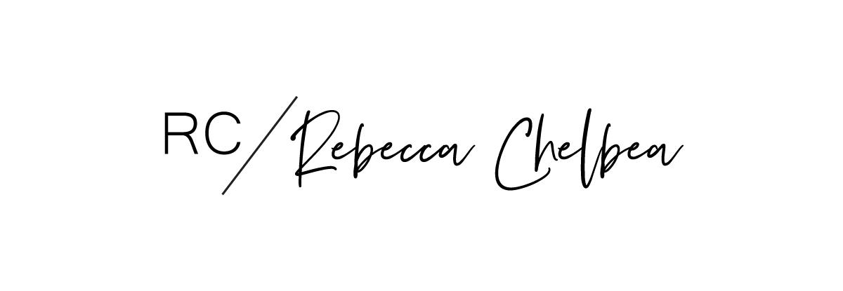Rebecca Chelbea